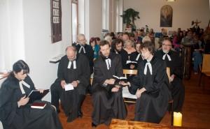 pozvaní kazatelé