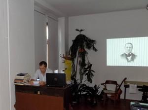 přednáška o Jeronýmovi Pražském